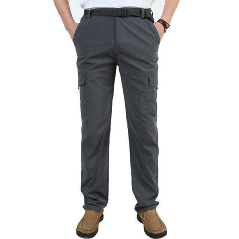 Leisure Waterproof Breathable Fast Dry Trousers Long Pants