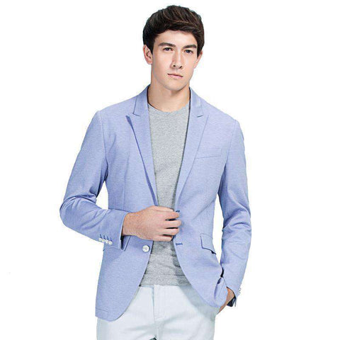 Stylish Slim Fit Long Blazer