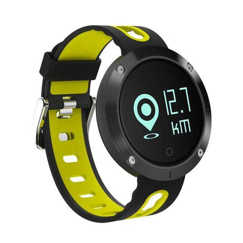 Waterproof Smart Band Fitness Tracker Smart Wristband Blood Pressure Heart Rate Monitor Smartphone