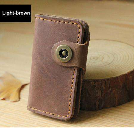 High Class Handmade Genuine Leather key holder Wallet