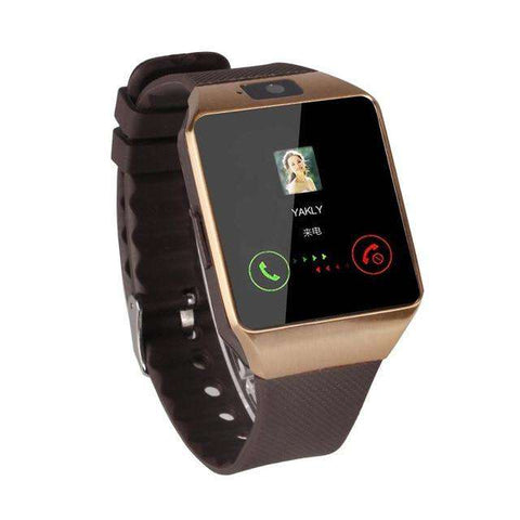 Bluetooth Smart Watch Android Smartwatch Phone Call SIM TF Camera for IOS iPhone Samsung HUAWEI