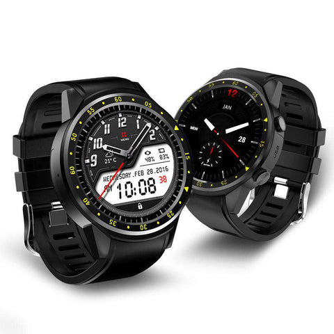 GPS Sim Multi-sport Dials Mode Camera Altimeter Smart Watch