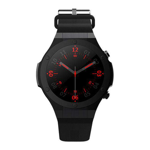 Bluetooth GPS WiFi 3G Smart Wristwatch Heart Rate with 5MP Camera Smart watch for iPhone Android