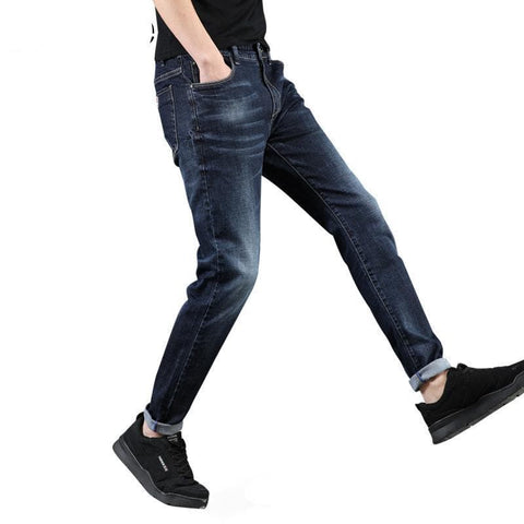 Stretch Slim Fit Denim Jean