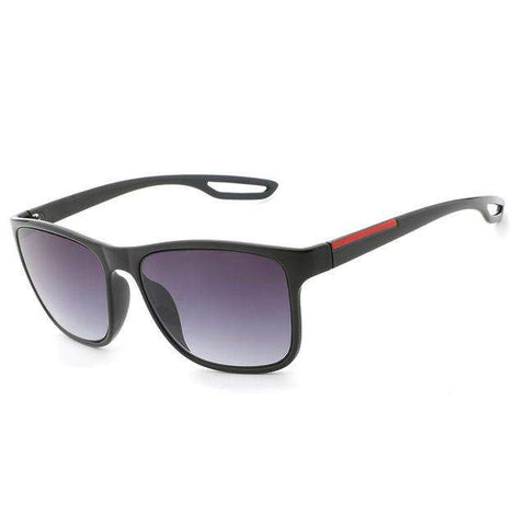 UV400 Designer Square Driving Sunglasses