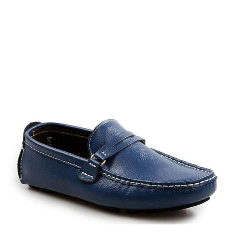 Genuine Leather Breathable Loafers Casual Shoes