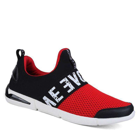 Breathable Casual Flats Sneaker Shoes