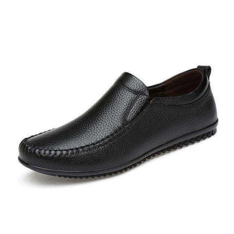High Quality Genuine Leather Soft Loafers Shoes