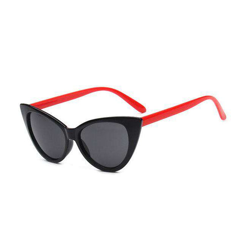 Cat Eye Designer Oversized Trendy Fashion Sunglasses UV400