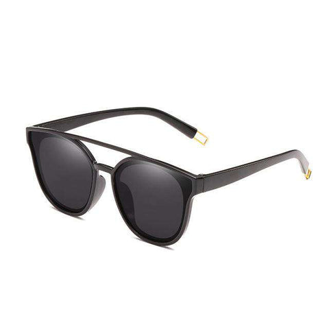 Cat Eye Oversized UV400 Sunglasses