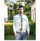 Windbreaker Fashion Slim fit Jacket