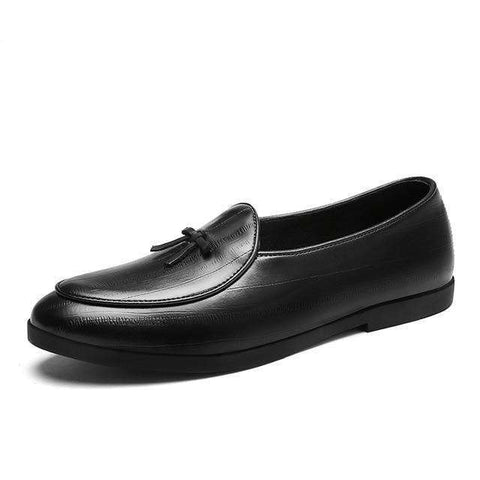Genuine Leather Breathable Shoes Slip ons