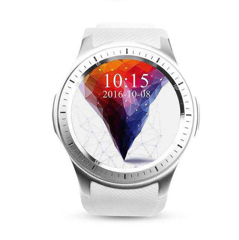 3G Android Phone Smart Watch Smartphone 8GB MTK6580 Quad Core IPS WCDMA GPS Bluetooth WIFI WCDMA