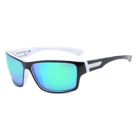 Trendy UV400 Protection Polarized Driving Goggles Vintage Shades Sunglasses