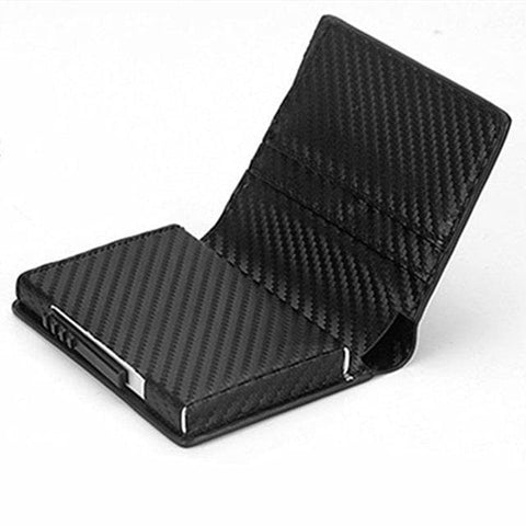 Aluminium RFID Protector Slim Credit Card Holder Wallet