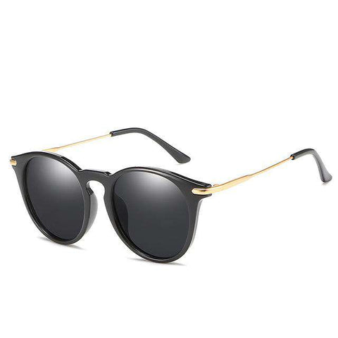 Polarized Driving UV400 Oval Cat Eye Sunglasses