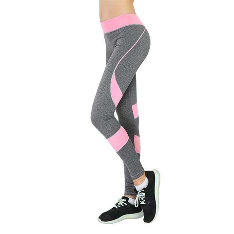 Quick-drying Gothic Ankle-Length Breathable Fitness Leggings