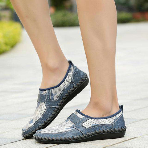 Breathable Mesh Soft Comfortable Slip On Shoes