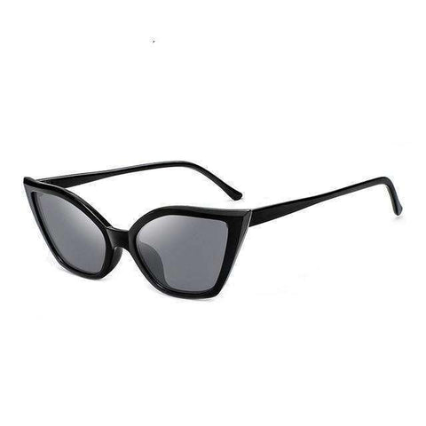 Cat Eye Designer UV400 Vintage Sunglasses