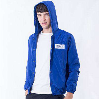 Quick Dry Slim Waterproof Jackets