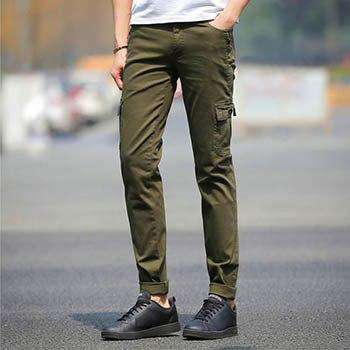 Camouflage Four Seasons Trousers Pants