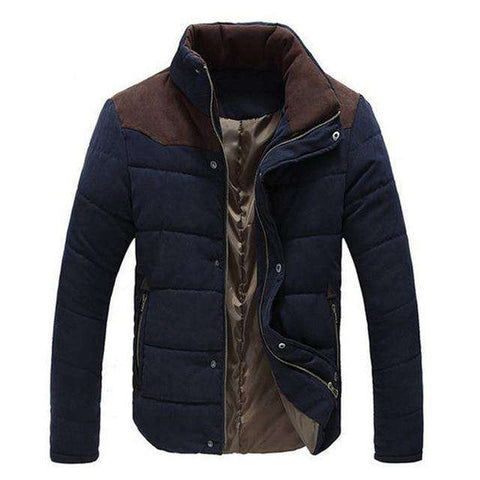 Parka Cotton Thick Padded Jacket