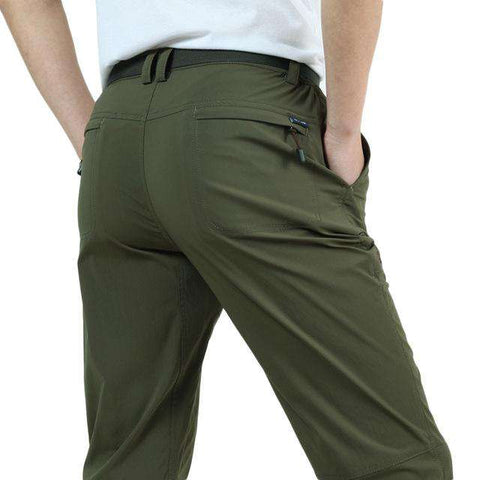 Loose Large Straight Pants Trousers