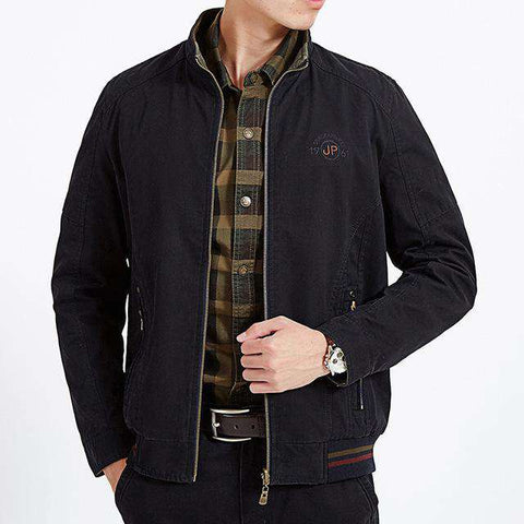 Loose Pure Cotton Jacket