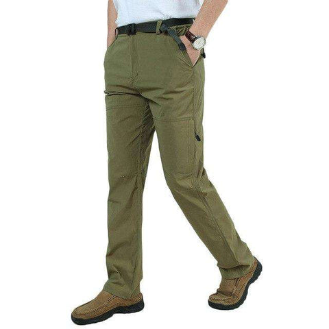Stretch Speed Dry Loose Thin Pants Trousers