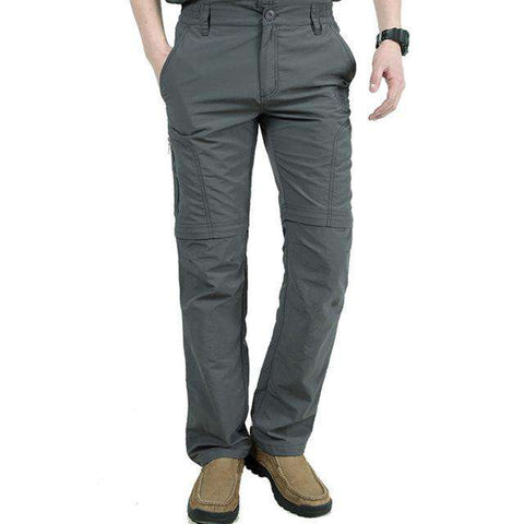 Straight Tube Casual Pants Out  Line Z