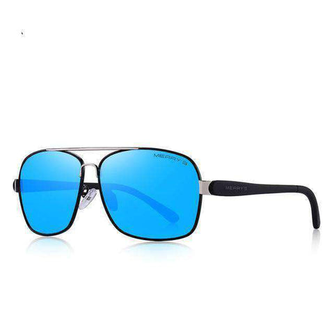 Classic HD Polarise Sunglasses For Driving Luxury Shades TR90 Legs UV400 Protection