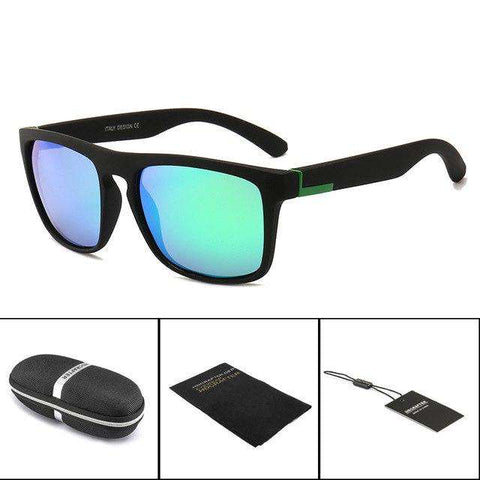 Polarized Driving Square Frame UV400 Sunglasses