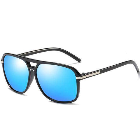 Classic HD Polarized Driving Mirror Retro Sunglass