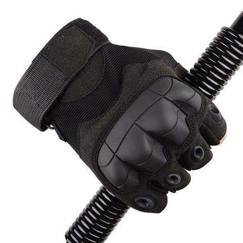 Military Army Combat Fingerless Airsoft Antiskid Half Finger Army Tactical Gloves