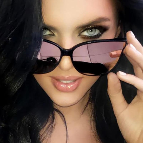 Luxury Cat Eye Designer UV400 Sunglasses