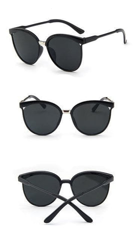 Cat Eye Designer Luxury Retro Outdoor Sunglasses