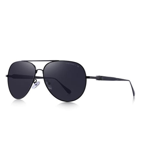 HD Polarized Pilot UV400 Protection Sunglasses