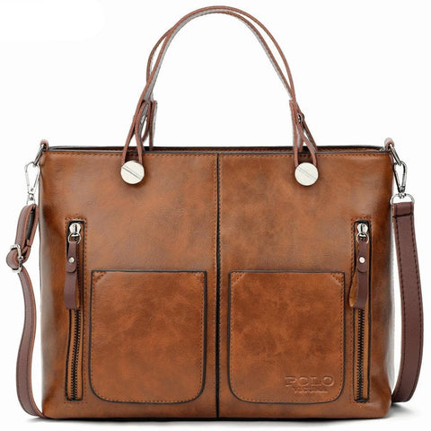 Large Capacity Luxury Handbag Messenger Bags