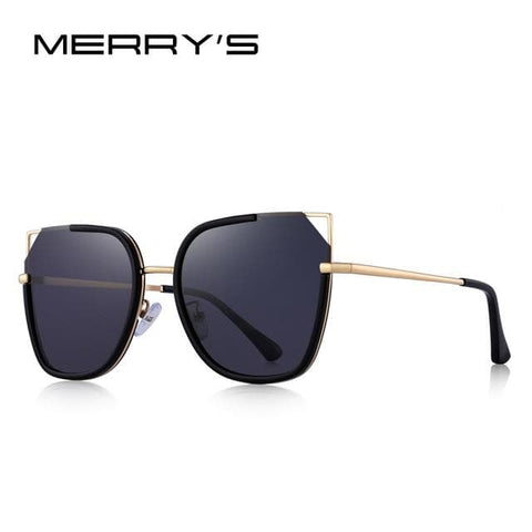 Cat Eye Polarized Luxury Fashion Trending UV400 Protection Sunglasses