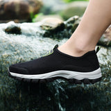 Hard-Wearing Mesh Non-slip Summer Breathable Shoes Sneakers