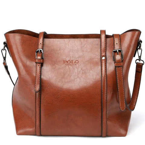 Leather Large Totes High Quality Cross body Bags