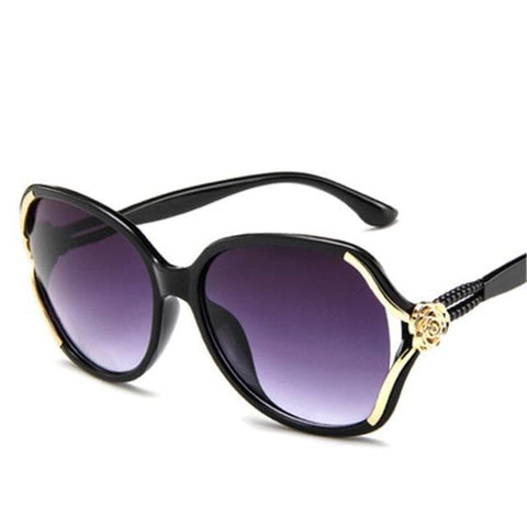 Cat eye Designer Vintage Gradient UV400 Sunglasses