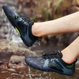 Comfortable Unisex Quick Dry Summer Breathable Seaside Water Shoes Sneakers