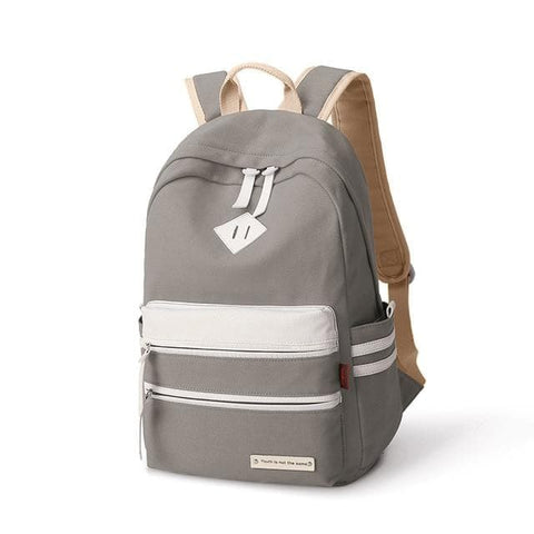 Canvas Fringe Backpack