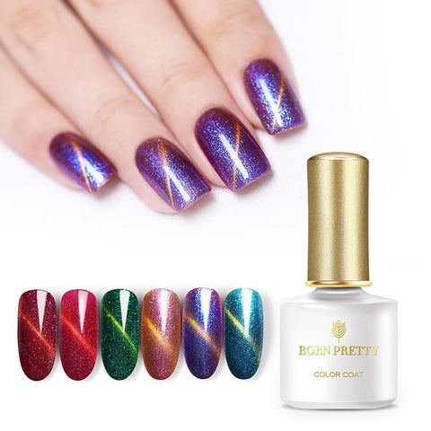 Shimmer 3D Cat Eye UV Gel Nail Polish 6ml