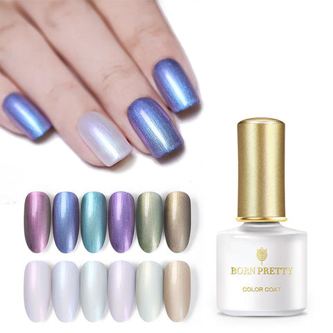 Chameleon Shimmer Nail Art Gel Soak Off Nail Art UV Gel Shell Gel Polish Varnish Lacquer