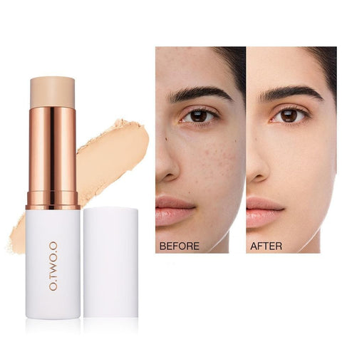Face Foundation Stick Waterproof Long Lasting Concealer Face Contour Cosmetic