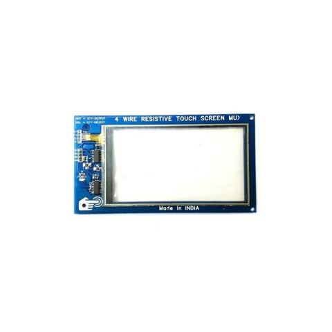 4 Wire Resistive Touch Screen MUX BREAK OUT BOARD