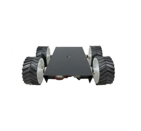 4 Wheel Robotic Platform V2.0 (4x4 Drive) DIY with DC gear motor, Chasis, Wheels