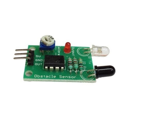 IR Infrared Obstacle, Proximity, Line following sensor module for Arduino, PIC